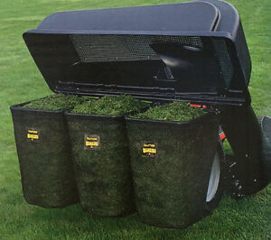 *Brand New* Triple bagger systems for riding mowers Kitchener / Waterloo Kitchener Area image 1