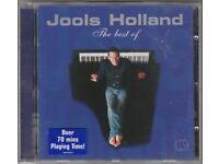 Jools Holland x3 cds + autobiography