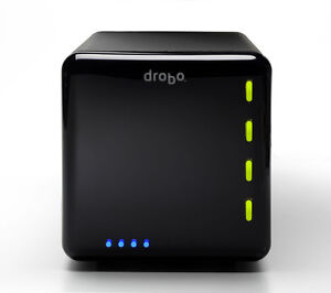 Drobo with 6TB Space - Expansion for 1 More Hard Drive