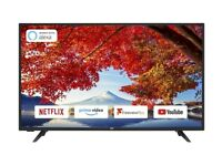 43 Inch Smart Full HD JVC LT-43C700 Freeview LED TV Full HD 12 Months Warranty Smart Television