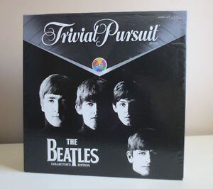 The Beatles Trivial Pursuit Collector's Edition 100% Complete