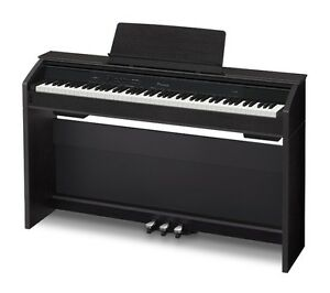 Casio PX860 BK Privia Digital Home Piano, Black