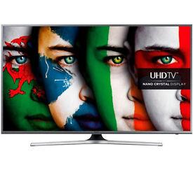 60in SAMSUNG 4K UHD SMART TV -FREEVIEW HD -1400hz- NANO CRYSTAL -WARRANTY