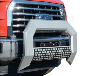 GRILL GUARDS AND BULL BARS