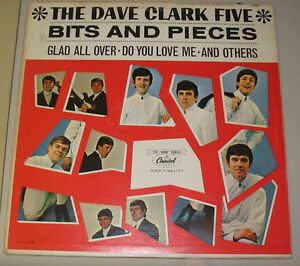 Album The Dave Clark 5 - Bits and Pieces