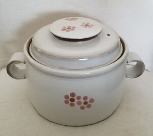 "Denby ""Gypsy"" stoneware covered casserole"