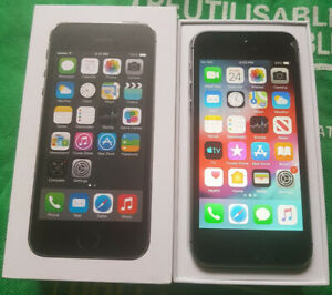 Apple iPhone 5S 32G LTE - BELL . VIRGIN . SOLO MOBILE