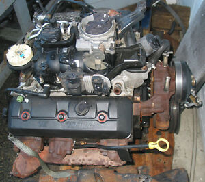 1997 - 2002 Chev Blazer/GMC Jimmy mechanical parts