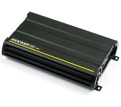 Kicker Cx1200.1 Car Stereo Cx Class D Mono 2400 Watt Subwoofer Amp Sub Amplifier
