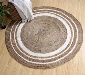 Handmade Natural rugs, carpets and home decor items