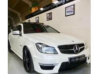 2012 Mercedes-Benz C Class 6.3 C63 AMG MCT 7S 2dr