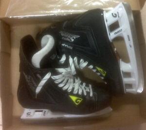 Graf 709 skates size 11.5 worn one time like new