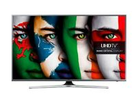 "Samsung 55"" LED Tv 4k ultraHD Apps Freeview Netflix Youtube warranty"