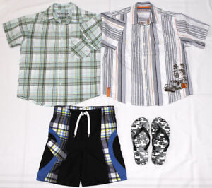 Boy's clothing (size 6-7 years)