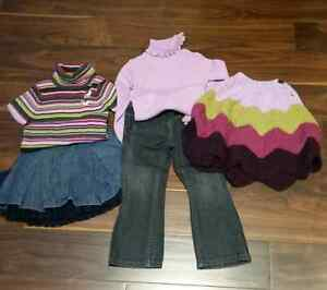 5 pc Girl's Size 3 Lot