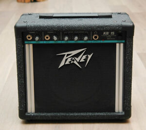 Peavey KB 15 Amplifier * Made In The USA *