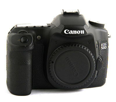 Canon EOS 50D 15.1 MP Digital SLR Camera - Black (Body Only)