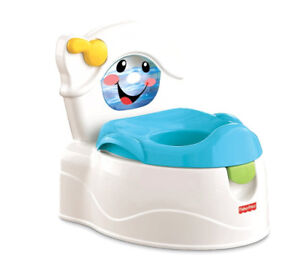 "Fisher Price ""Learn to flush potty"""