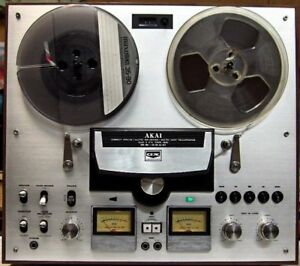 Akai Reel to reel tape recorder model Akai GX 265D