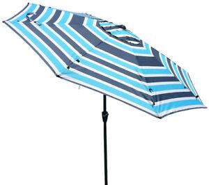 Patio Umbrella ( 9 ft ) Premium Garden Parasol