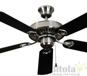 mercator hayman ceiling fan old fashioned style timber