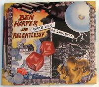 Ben Harper And Relentless7 - White Lies For Dark Times - Cd Sigillato -  - ebay.it