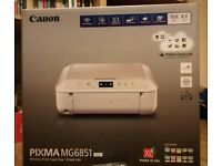 Canon Pixma MG 6851 Wireless Printer Scanner