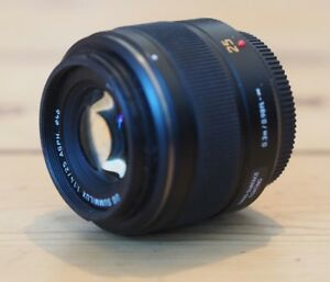 Panasonic Leica 25mm f1.4 lens for m4/3 for sale/trade