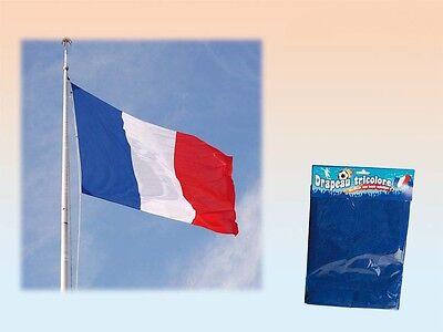 Flagge Frankreich Fahne Frankreichflagge France Hissflagge 1,50x90  NEU