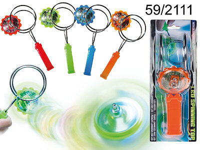 **NEW** Magnetic Gyro LED Spinning Top. Perfect Kids Christmas Birthday Gift.