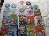 Childrens DVD & CD's