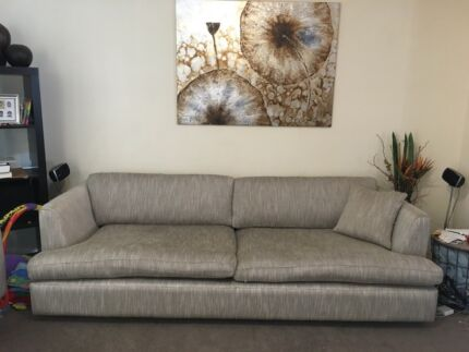 Arthur G Design 4 Seater Sofa (Pick up or Delivery)