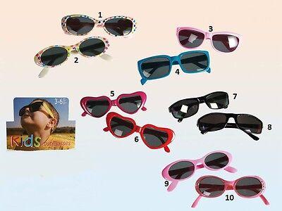 aby Kinder Sonnenbrille Kleinkindsonnenbrille 3-6 Jahre (Kleinkind-sonnenbrille)