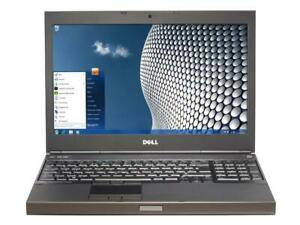 DELL PRECISION M4800, Intel 7,16GB RAM with AUTOCAD, SOLIDWORKS, REVIT, INVENTOR, MS OFFICE, VISIO & PROJECT, ROXIO etc