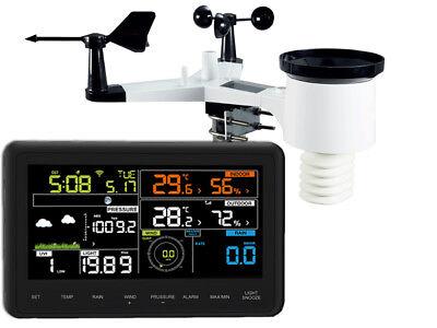 Froggit WH3000 SE WiFi Internet Funk-Wetterstation, App, Wunderground