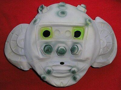 1950s Halloween Masks (1950s/1960s Rubber ROBOT Halloween Mask - Excellent Shape! - Very)