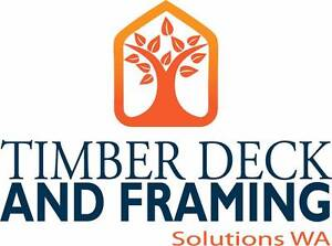 Timber Deck and Framing Soutions WA Kalamunda Kalamunda Area Preview
