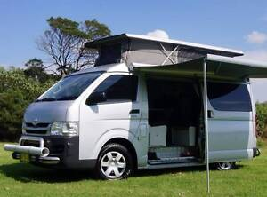 2008 Toyota Hiace Frontline Campervan - only 90,000km! Albion Park Rail Shellharbour Area Preview