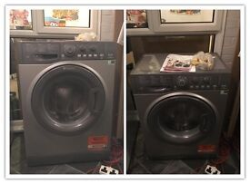hotpoint washer for sale (10month old)can deliver if needed