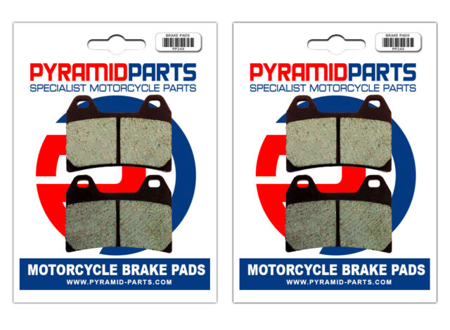 Aprilia 1200 Dorsoduro ABS 2011 Front Brake Pads (2 Pairs)