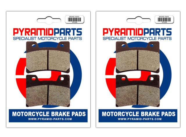Yamaha V-MAX 1200 93-03 Front Brake Pads (2 Pairs)