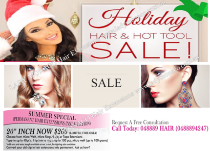 LUXURY HAIR EXTENSIONS SYDNEY LADY MONACO SALE ON NOW