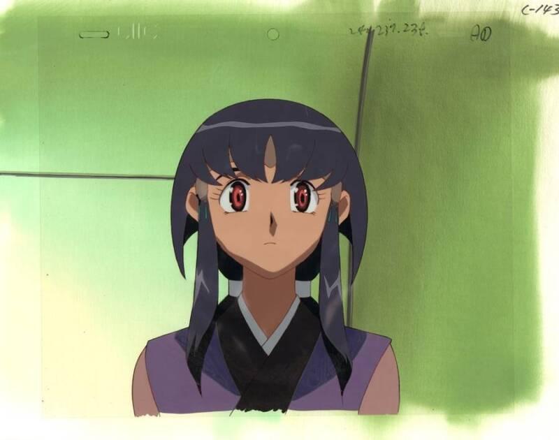 Anime Cel Tenchi #345