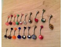 18 belly bars
