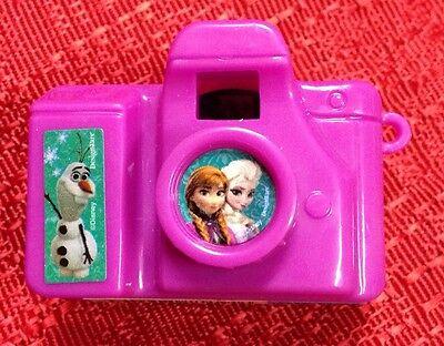 Disney Frozen Picture Clicking Mini Camera Keychain Shows 8 Different Pics - Frozen Camera