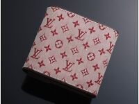 G6159 Authentic Louis Vuitton Monogram Mini Trifold Wallet