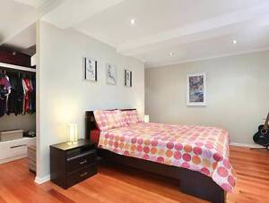 Luxurious bedroom with ensuite and private lounge Woolloongabba Brisbane South West Preview