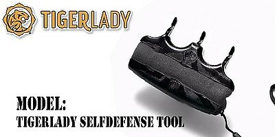 TIGERLADY SELF-DEFENSE CLAW,PERSONAL SECURITY, A JOGGERS WEAPON /HUGE SALE