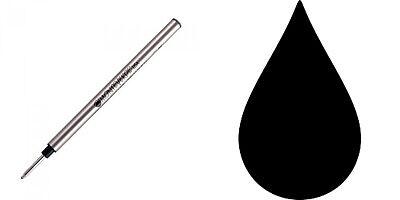 Pelikan Capless Ceramic Refills by Monteverde - Rollerball Pen - Black - Broad Ceramic Roller Ball Pen Refill