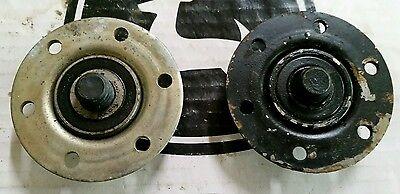 John Deere Grain Drill Rh Bearing Case Part Am11286 Disc Opener Seeder